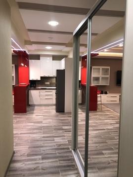 Посуточно сдается 2-комнатная студия с дизайнерским ремонтом. - Фото 5