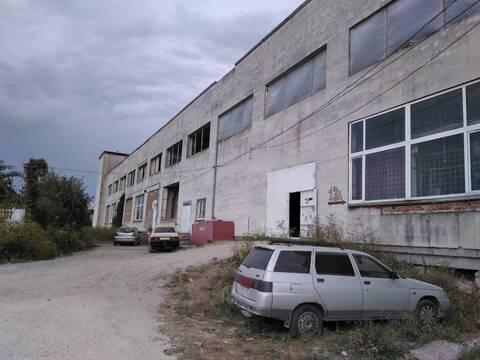 Производственная база, холодный склад - Фото 1