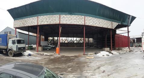 Помещение под производство и склад 1000 кв. м, высота потолков: 8 м, п - Фото 4