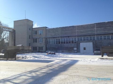 Продается отд стоящ здание 6700м2 с уч.1га в Лом. р-не, д. Кипень. - Фото 1