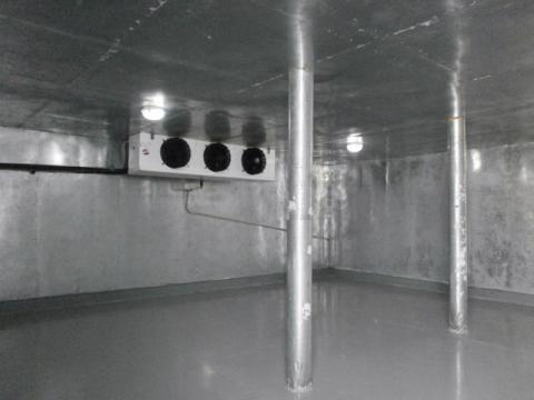 В аренду склад-холодильник 50 м.кв. - Фото 1