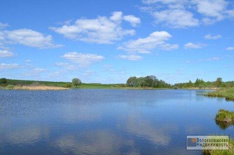 Участок 10 соток на берегу плотины (первая линия от воды) - Фото 2
