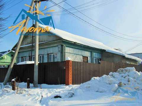 Продается дом с газом в центре города Жуков Калужской области - Фото 1