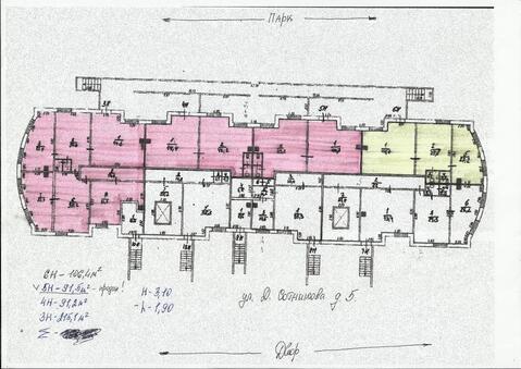 Аренда помещения 91 м с отд.входом без комиссии. - Фото 2