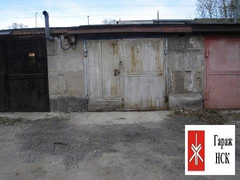 Продам капитальный гараж ГСК Оптимист №73. Поселок Геологов - Фото 1