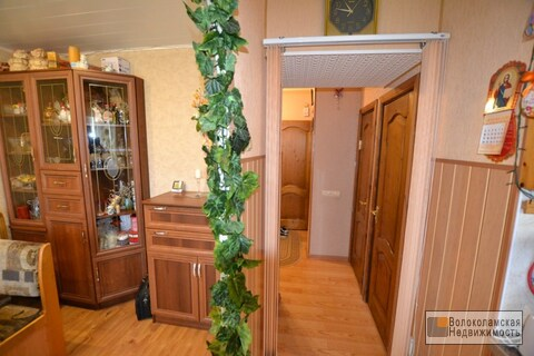 Четырехкомнатная квартира в г.Волоколамске, по адресу: ул.Свободы д.13 - Фото 4