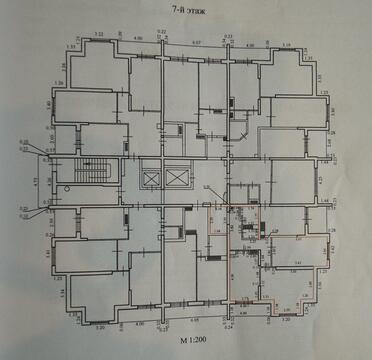 Видовая Двухкомнатная Квартира с Ремонтом и Встроенной мебелью. - Фото 3