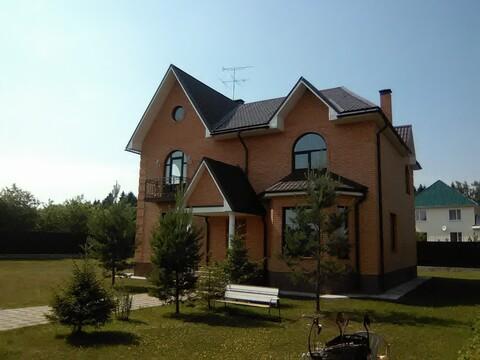 Продаётся 2-х этажный дом д.Белоусово. 54 км Киевского шоссе - Фото 4