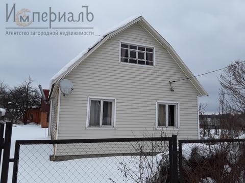 Дача в Малоярославецком районе с газом - Фото 1