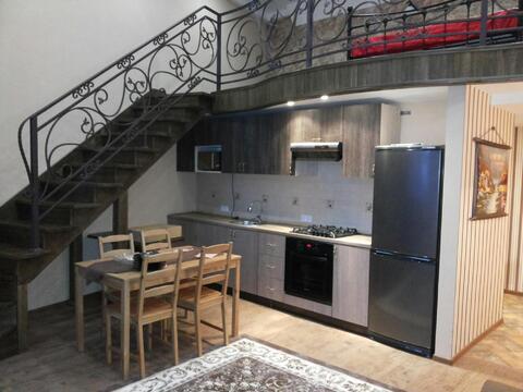 Квартира-студия в 2-а уровня - Фото 1