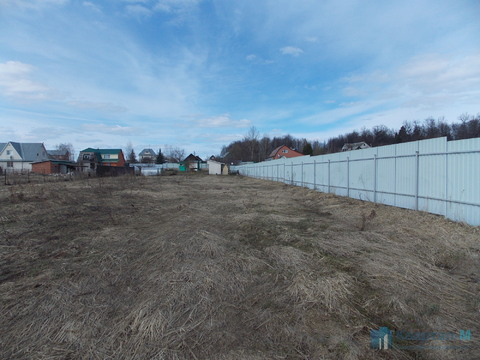 Земельный участок площадью 13 соток в д. Малые Петрищи. - Фото 3