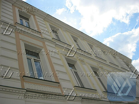 Сдам офис 155 кв.м, Калошин переулок, д. 4 - Фото 1