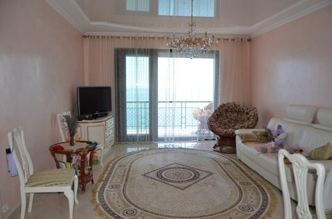 160 000 $, Апартаменты в Никите, свой пляж, вид на море, Купить квартиру в Ялте по недорогой цене, ID объекта - 321644839 - Фото 1