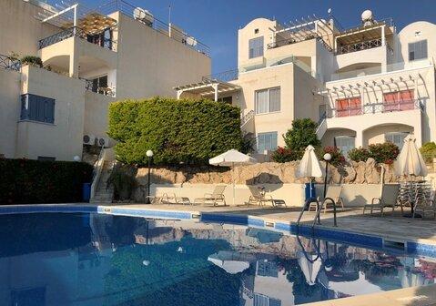 Шикарный трехкомнатный апартамент с панорамным видом на море в Пафосе - Фото 4