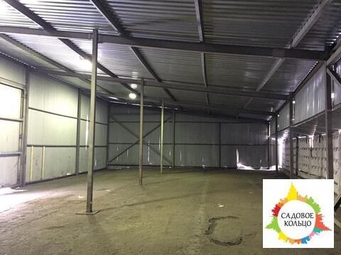 Под склад, металлический ангар, холод, выс. потолка: 6 м, большие вор - Фото 2