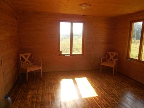 Дом из клеёного бруса (150х150), площадь: 80 (кв.м.). Участок 8 соток. - Фото 4