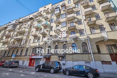 Продажа квартиры, м. Пушкинская, Козицкий пер. - Фото 1