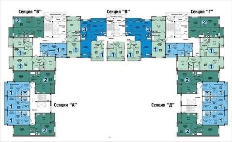 1 комнатная квартира в ЖК Университетский - Фото 4