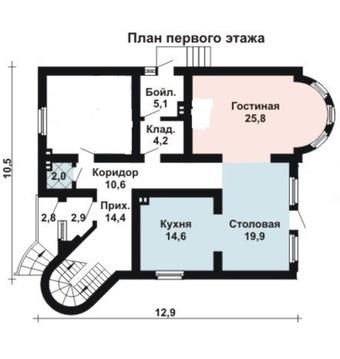 Дом в Ленинском районе, Видное - Фото 3