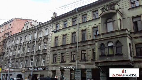 Продажа квартиры, м. Площадь Восстания, Ул. Гончарная - Фото 1