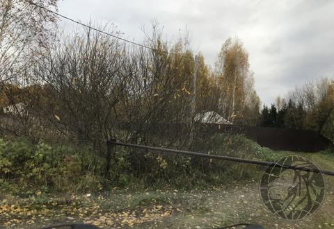 Земельный участок в СНТ Приозерье, Лучинское, Подольск. - Фото 4