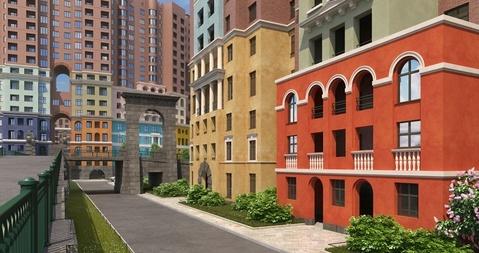 Трехкомнатная квартира в ЖК Солнечная система город Химки - Фото 1