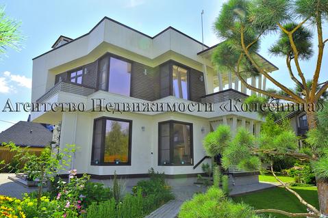 Истомино. Дом словно перенесенный с берегов Майами. - Фото 1