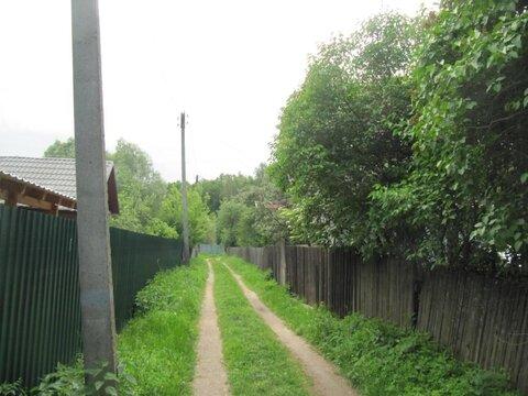 Участок с фундаментом в черте города Обнинск, недалеко Протва - Фото 2