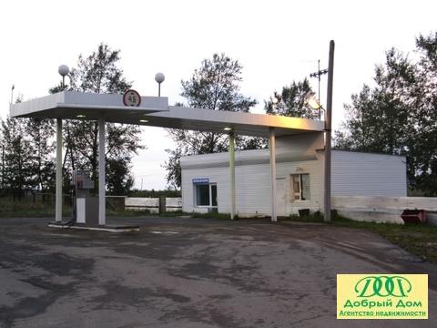 Азс, Челябинская область, Аргаяшский район - Фото 1