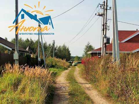 Земля в природном заповеднике в деревне Тростье Калужской области. - Фото 5