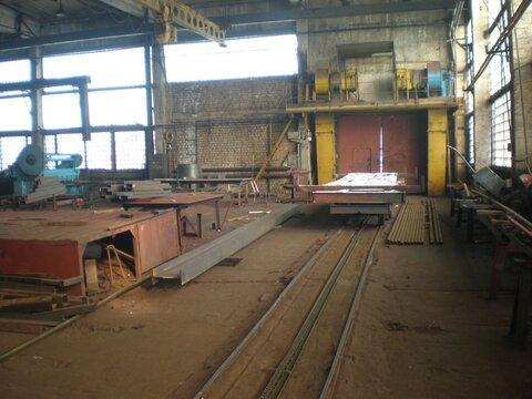 Продается производственно-складской комплекс 7500 кв.м на 3.5 га. - Фото 2