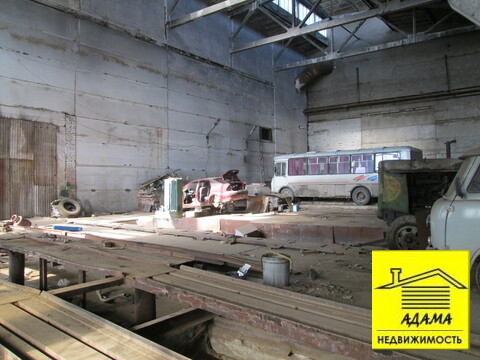 Помещение под склад или производство электричество 2 мвт - Фото 2