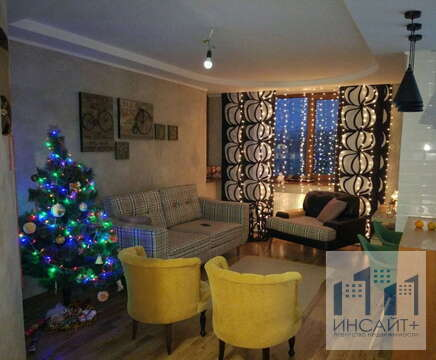 Аренда 3-комнатной квартиры в 2-х уровнях на ул. Сергеева-Ценского - Фото 1