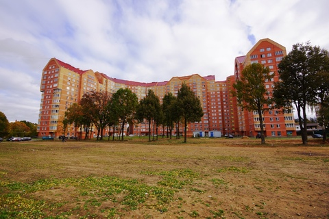 Купи четырехкомнатную квартиру в новом доме в Горках 10 - Фото 1