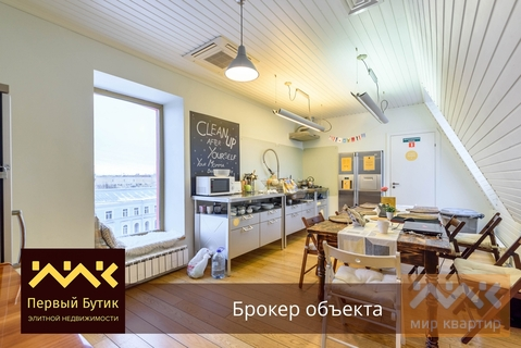 Продажа офиса, м. Площадь Восстания, Маяковского ул. 27 - Фото 1