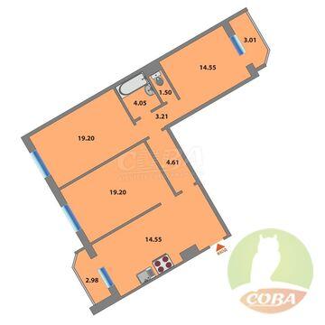 Продажа квартиры, Дударева, Тюменский район, Созидателей - Фото 1