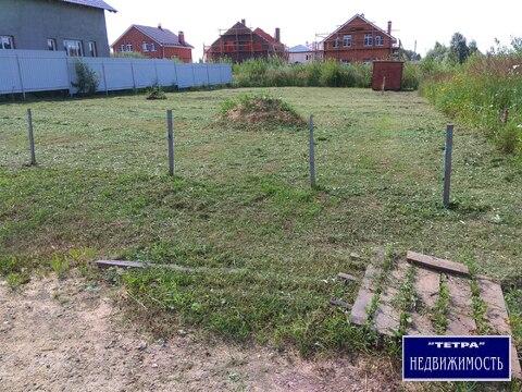 Продается земельный участок 7 соток, в д.Сатино-Русское - Фото 3