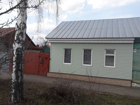 Дома, дачи, коттеджи, ул. Лысогорская, д.75 - Фото 1