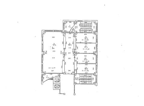 Продам офисное помещение 222 м2, на 5 этаже - Фото 3