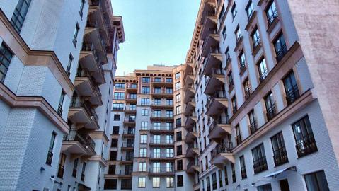 "ЖК ""Royal House on Yauza""- кв-ра, 181 кв.м, 4 спальни и гостиная, 6/9 - Фото 3"