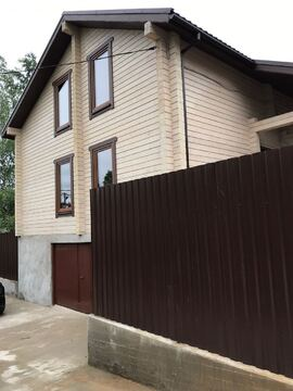 Дом с участком дер Сярьги - Фото 1