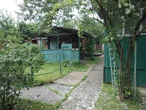 Продается часть дома 40м2 с. Ям ул. 1я Зеленовка - Фото 4