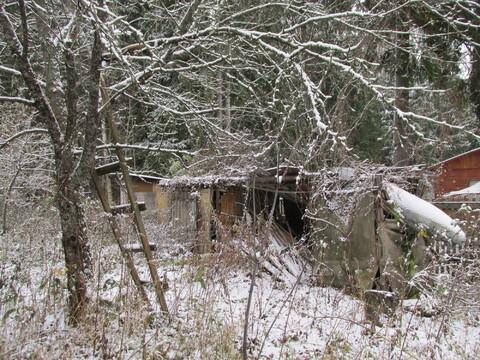 Продается участок 8 соток с кирпичным домом в районе Кубинки - Фото 4