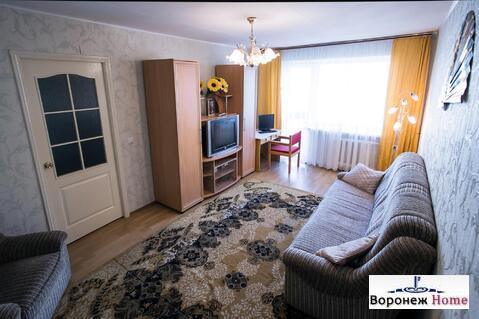 2-к квартира посуточно в центре Воронежа - Фото 1