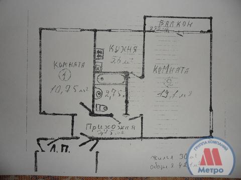 Квартира, ул. Блюхера, д.29 - Фото 2