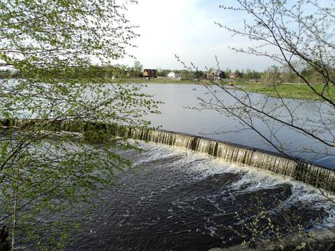 12 соток на берегу озера, МО, Рузский р-н. - Фото 2