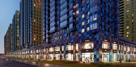 Продажа 1-комнатной квартиры, 35.74 м2 - Фото 3