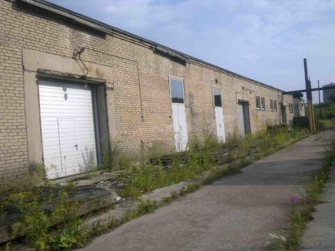 Сдам производственно-складское помещение в аренду в ло от собственника - Фото 1