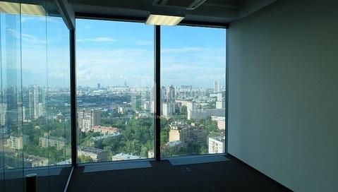 84,4 м2 23 этаж Офис в Башне Федерация Восток - Фото 4