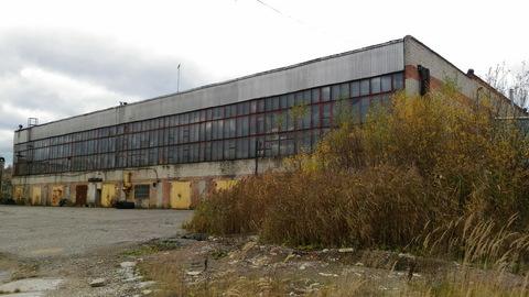 Продам производственную площадку 11 581 кв. м. - Фото 1